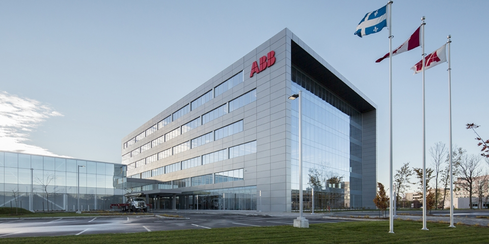 ABB Campus Montreal<br>In Progress