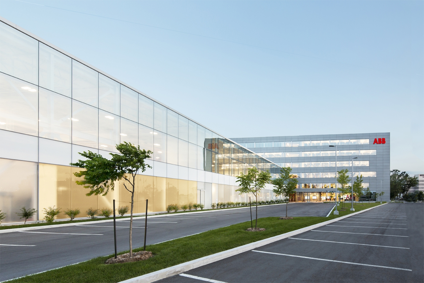 ABB Campus Montreal<br>2017