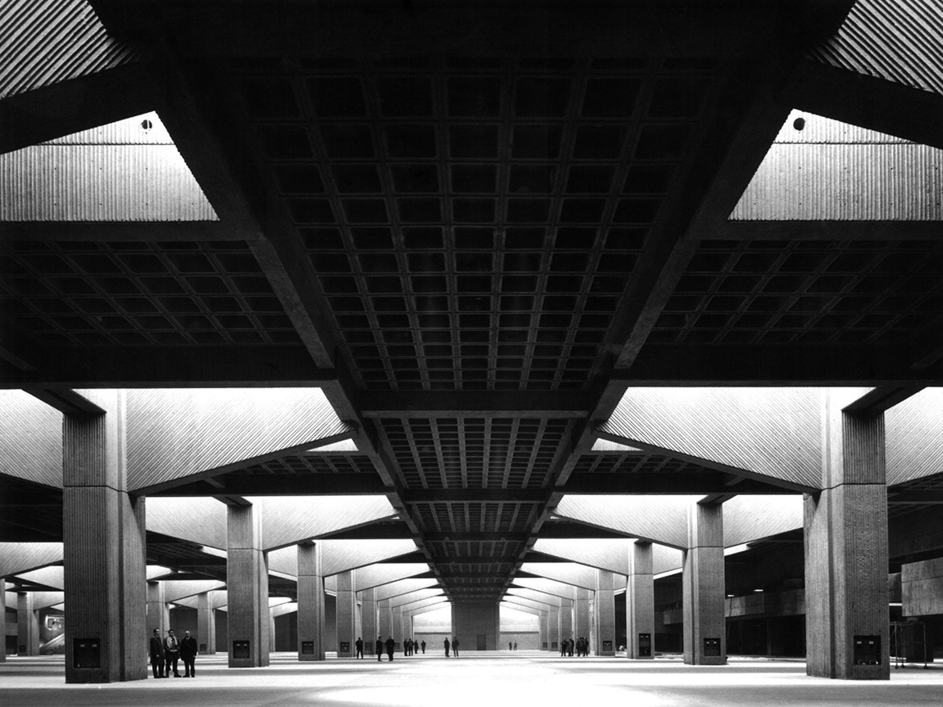 Place Bonaventure<br>1963