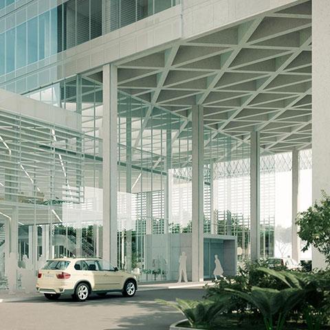 Hôpital GK<br>2014