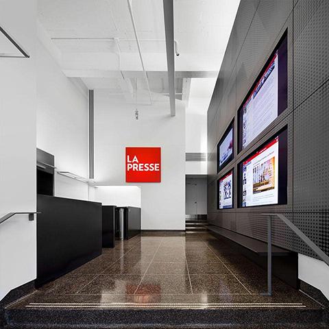 La Presse Lobby<br>2013
