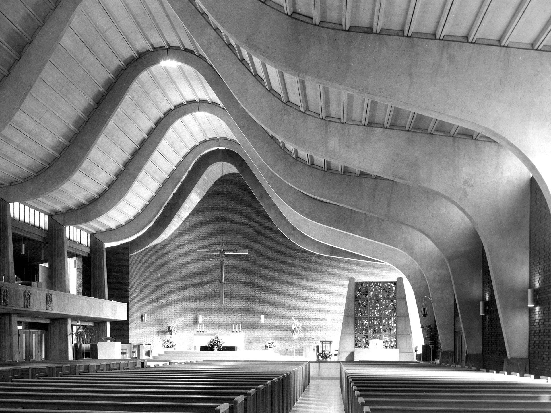 St-Gerard Magella Church<br>1969