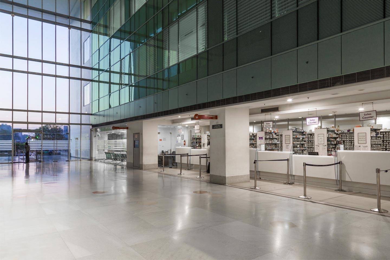 Medicity Hospital<br>2008