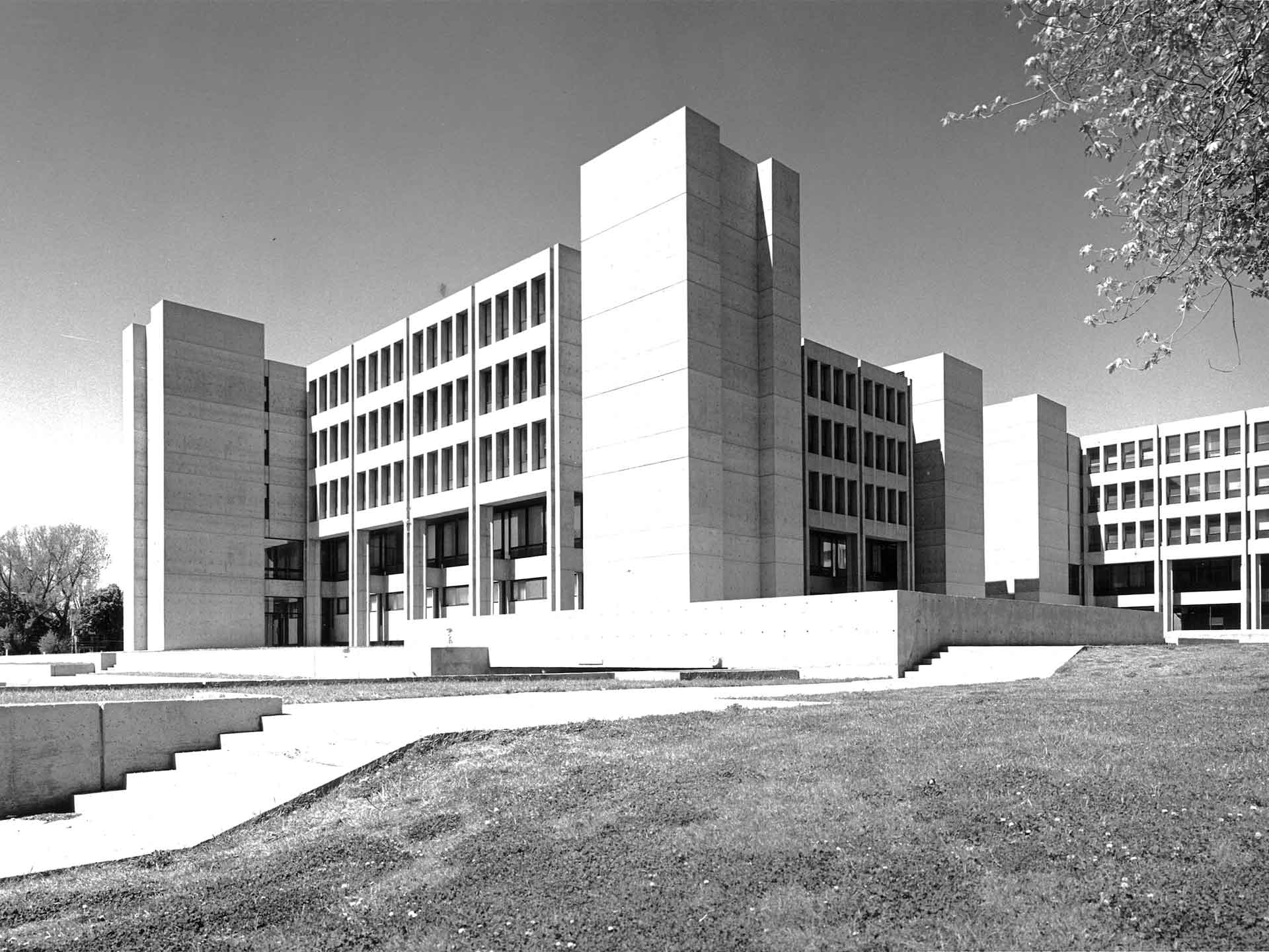 Confederation Centre for the Arts<br>1964