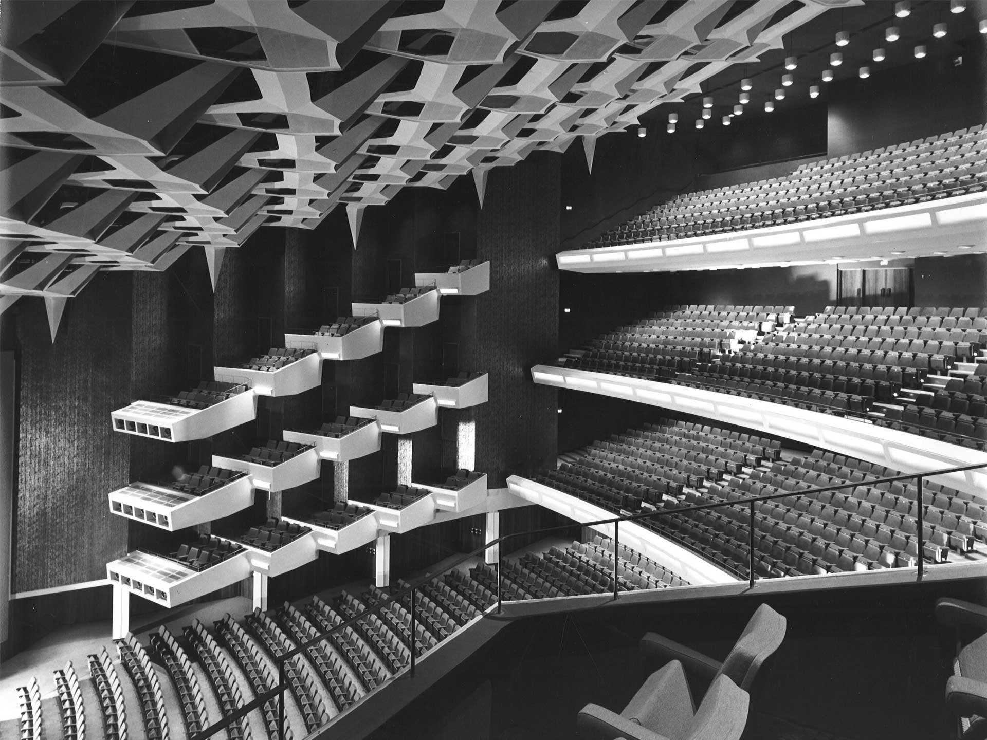 La Place des Arts<br>1963