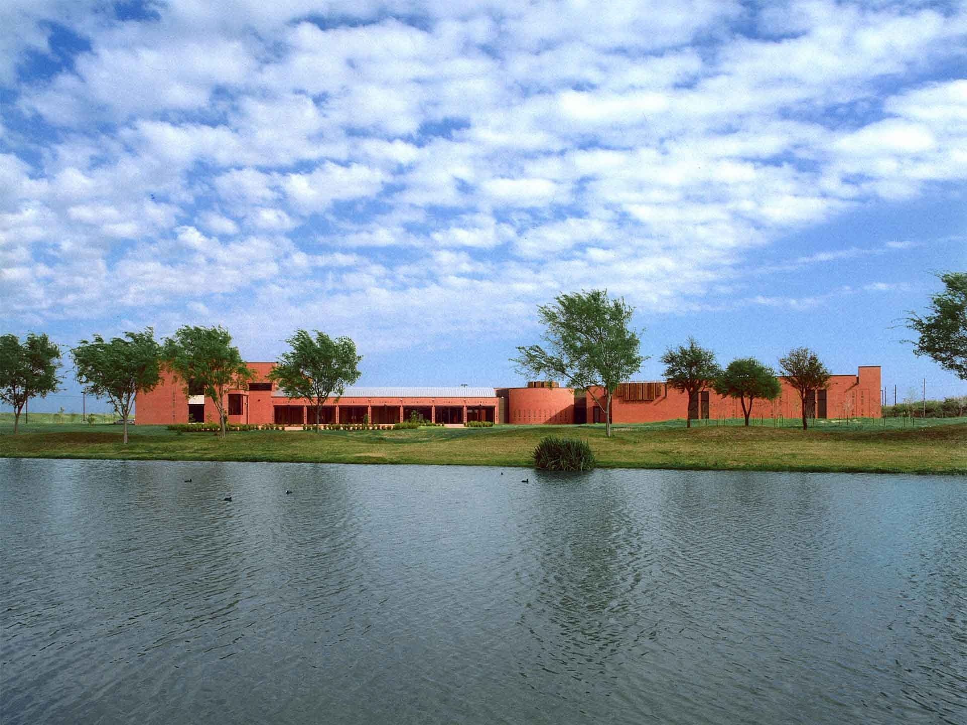 Ismaili Jamatkhana Community Centre<br>2001