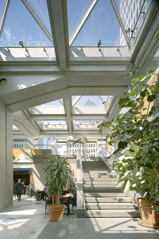 Les Halles de la Place Ville-Marie<br>1992