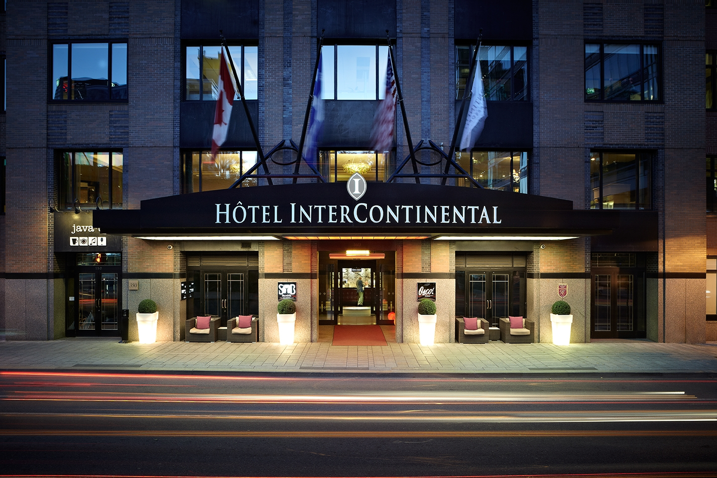 Hôtel InterContinental<br>1991