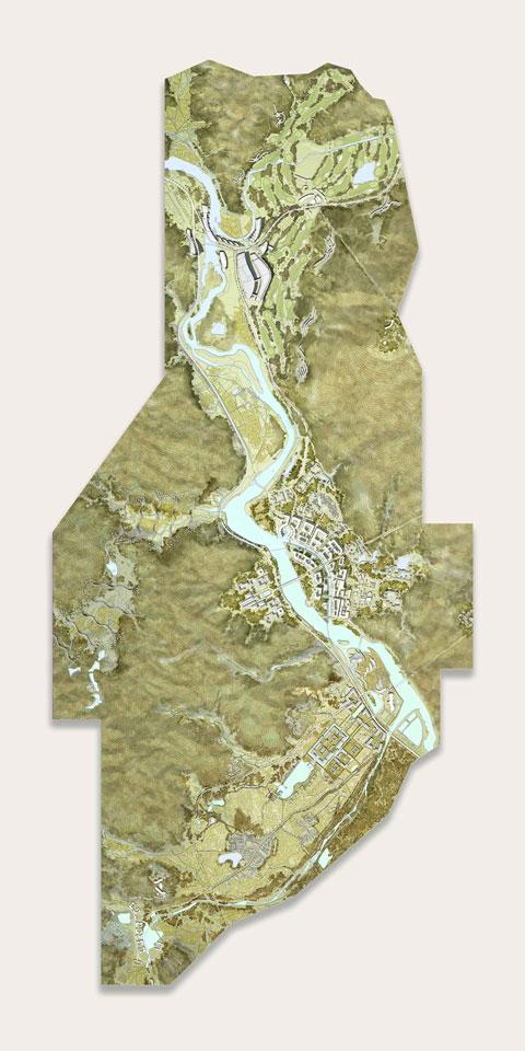 Les sources thermales de Conghua<br>2006