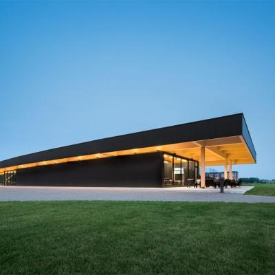 Le pavillon du Golf Exécutif Montréal remporte un prix Cecobois 2019