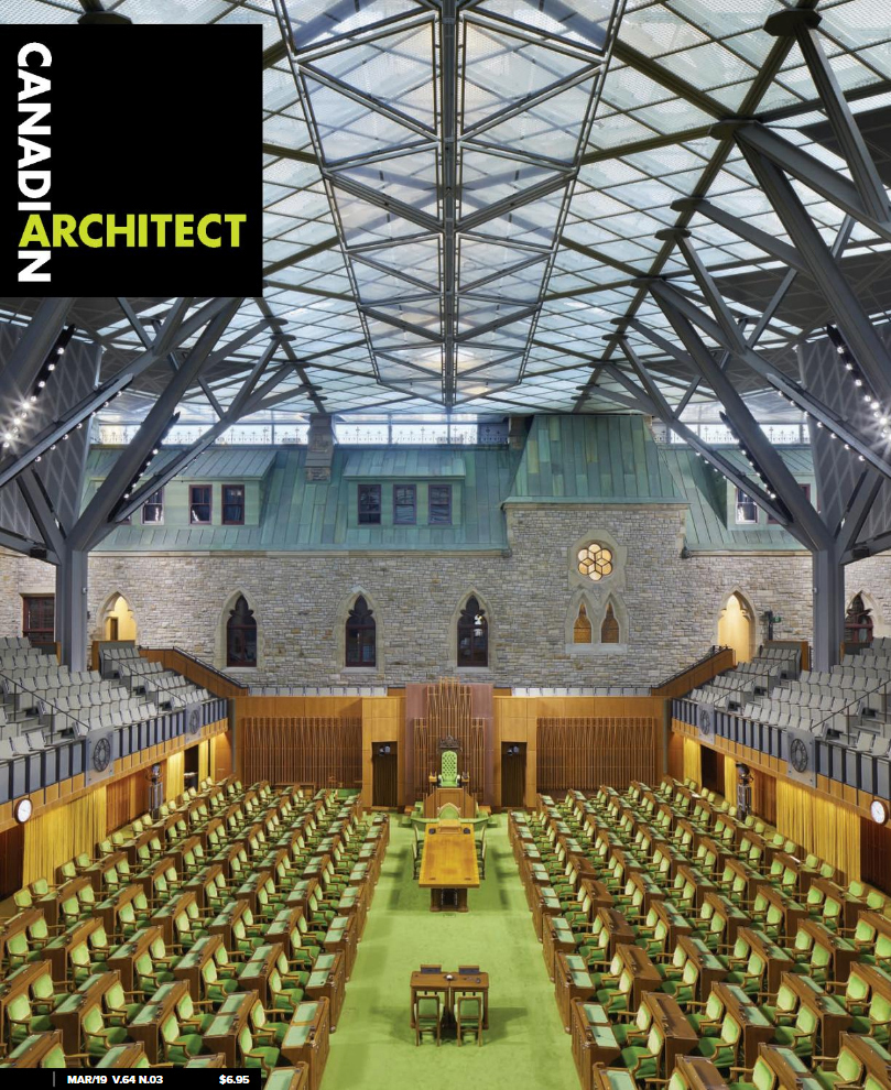 CanadianArchitectCover_March2019